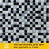 Mezcla de cristal del azulejo de mosaico con la piedra (mezcla de piedra 02)