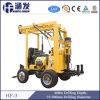 Prix bas de foreuse de puits d'eau du matériel Hf-3 de foret de roche de la Chine