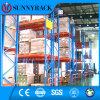 Racking industrial da prateleira do metal do armazenamento do armazém