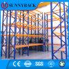 Cremalheira resistente da pálete do armazenamento de aço padrão seletivo