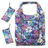 Zachte 210d het Winkelen van de Totalisator van de Polyester Vouwbare Zakken voor Dames (YY210SB019)