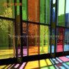 Dégager coloré/enduire/verre de fenêtre gâché par flotteur r3fléchissant
