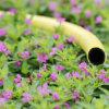 Belüftung-Garten-Schlauchleitung