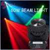 60W 이동하는 헤드 LED 전구 광속 반점 빛