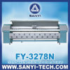 3.2m Solvent Plotter FY-3278N With Seiko SPT510/50PL Heads 720dpi