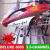 Большой вертолет RC, 3.5CH игрушка вертолета гироскопа сплава 105cm самая большая, вертолет игрушки вертолета RC R/C