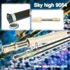 La fibra Im12 del carbonio pilota la pesca Rod
