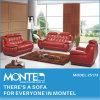 家具、ソファー、100%の上のグレーンレザーのソファーセット