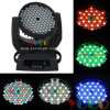 диско Lighting Zoom Wash 108X3w RGBW СИД Moving Head Effect