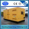 Conjunto de gerador a diesel de 400kVA com gabinete silencioso