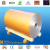 Color Aluminum Coated Coil con Low Price