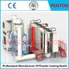 Cabine de jet de poudre pour le panneau de fibres agglomérées moyen de densité avec la bonne qualité