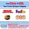 Servicio a domicilio del envío expreso de China a México
