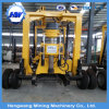 Facile fare funzionare la perforatrice del pozzo d'acqua del rimorchio di 600m (XYX-3)