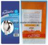 Bolso tejido PP plástico Película-Laminado BOPP del empaquetado para la litera de gato