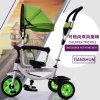 2016 Китай Оптовая 4 Свежий цвет 360 градусов Вращающийся трицикл для детей