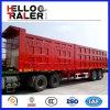 Schlussteil zwei AxleVan Type Cargo halb für Verkauf