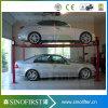 Sistema domestico dell'elevatore dell'automobile del garage dei 4 alberini