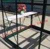 Aluの温室PVC StagingかShelving。 フレーム(G-PVCの棚)
