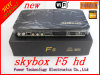 본래 Skybox F5 HD PVR 지원 GPRS G1 Dongle 가득 차있는 HD 1080P + FTA+Multi CAS+LAN+USB+PVR