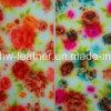 cuero floral de la PU para el caso del teléfono móvil hw -212