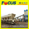 초점 60cbm/H Belt Conveyor Stationary Concrete Mixing Plant