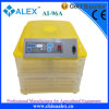 Huevos automáticos llenos de la incubadora 96 (AI-96A)