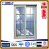 Interior de alumínio Sliding Window com Fly Screen