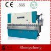 Hydraulische Druckerei-Bremsen-hydraulische Platten-verbiegende Maschine der Serien-Wc67y-300t/2500