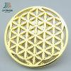 Pin бабочки подарка промотирования золота отливки сплава свободно образца изготовленный на заказ