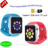 Mobiele Telefoon van het Horloge Bluetooth van de fabriek de In het groot Slimme (Horloge II van D)