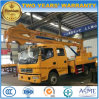 Dongfeng 20m 4X2 공중 플래트홈 머리 위 작동되는 트럭 20 미터