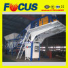 50cbm/H Mobile Concrete/Cement Mixing Plant