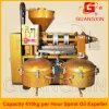 Yzlxq140 de Automatische Koude Machine van de Pers van de Olie voor Pinda, Sesam, Soja, Zonnebloem