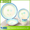 Blue excelente Design Hand - Tableware feito Set (15032103)