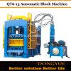 Qt6-15 Fully Automatic Block Machine (positionnement 45 en Inde)