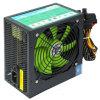 fuente de alimentación muda verde de la computadora de la PC del ventilador ATX de 12V 5A
