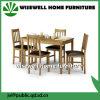 5PC食堂の木の家具(W-DF-9026)