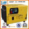 Tipo silencioso sistema de generador del motor diesel (LTP)