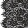 Nouveau tissu élastique de vente de lacet de la France de dispositif de guindineau
