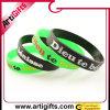 Wristband divertente personalizzato del silicone di Mescolare-Colore