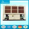 o ar 150kw refrigerou o refrigerador de água industrial do refrigerador da bomba de calor do parafuso da bobina do ventilador