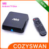 ROM Android 4.4 TV Box di Xbmc Kodi Pre-Installed M8 Amlogic S802 Quad Core 2g RAM 8g