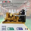 générateur de biogaz de 50kw Ce&ISO pour l'ingénierie de protection de l'environnement de ferme