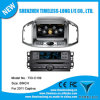 reproductor de DVD de 2DIN Autoradio Car para Captiva 2011 con A8 Chipest, GPS, Bluetooth, USB, SD, iPod, 3G, WiFi