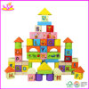 Letters (W13B009)の80 PCS Wooden Educational Blocks
