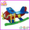 2014 جديد طائرة أسلوب خشبيّة جديات لعبة, شعبيّة زاويّة خشبيّة أطفال لعبة, خداع حارّ خشبيّة [روك هورس] لعبة لأنّ طفلة [و16د001]