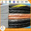 De flexibele Kabel van de Lift van pvc Vlakke