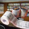 Essuie-main personnalisé par fournisseur estampé de tissu de salle de bains de papier de toilette