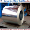 Bobina de acero galvanizada cubierta cinc del material de material para techos del edificio de PPGI